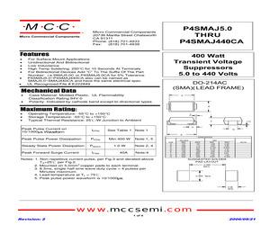 P4SMAJ20AP.pdf