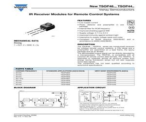 TSOP4838SS1BS21Z.pdf