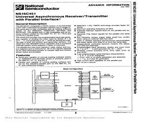 NS16C451V.pdf