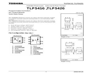 TLP541G.pdf
