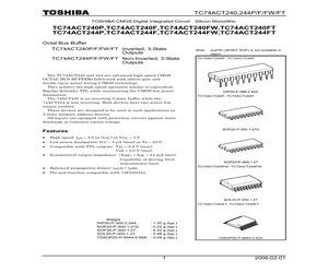 TC74ACT244FW.pdf