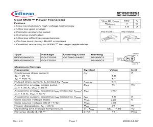 SPD02N60C3XT.pdf