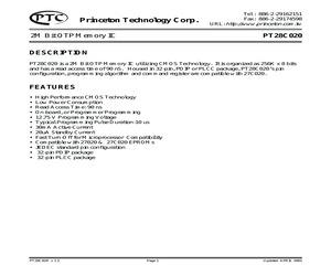 PT28C020-90.pdf