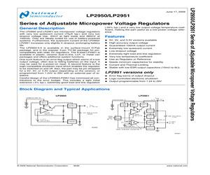 LP2951ACM-3.0/NOPB.pdf