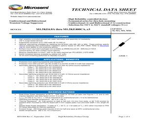 MXL1.5KE100AE3TR.pdf