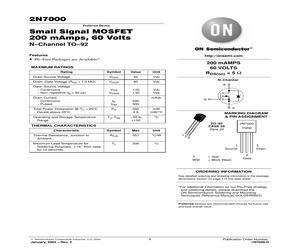 2N7000RLRPG.pdf