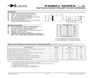 P4SMAJ20A-T3-LF.pdf