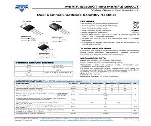 MBR2560CTHE3/45.pdf