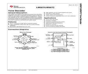 LM567CMX/NOPB.pdf