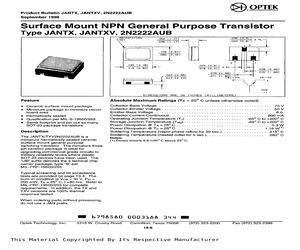 2N2222AUBJANTXV.pdf