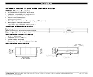 P4SMAJ20AF.pdf