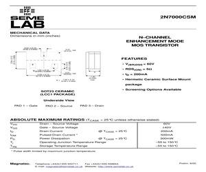 2N7000CSM-JQR-BG4.pdf