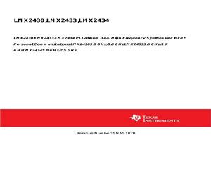 LMX2430TMX/NOPB.pdf