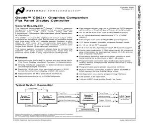 CS9211-VNG/NOPB.pdf