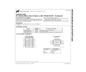 54ABT240WNOPB.pdf