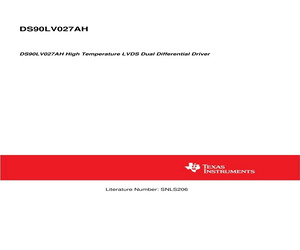 DS90LV027AHMX/NOPB.pdf