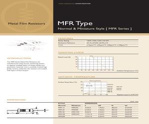 MFR-25DBF115K.pdf