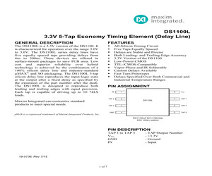 DS1100LU-25+.pdf
