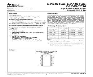 CD74HC30NSR.pdf
