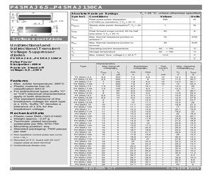 P4SMAJ20A.pdf