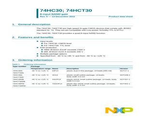 74HC30PW.pdf