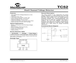 TC52N3638ECT.pdf