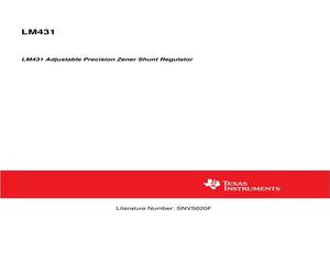 LM431CCM3NOPB.pdf