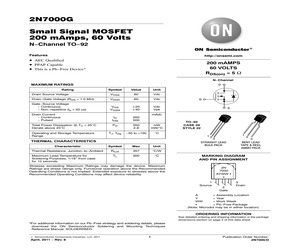 2N7000RLRMG.pdf