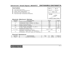2N7000BUJ05Z.pdf