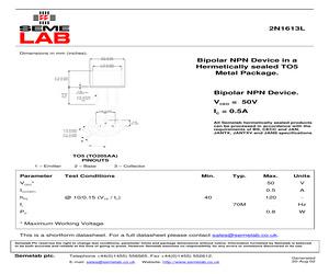 2N1613LE1.pdf