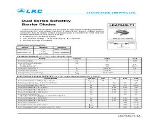 LBAT54SLT1G.pdf