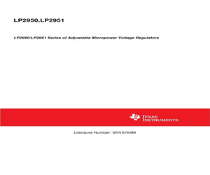 LP2951ACMM3.3NOPB.pdf