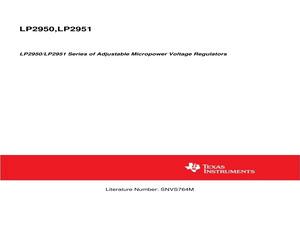 LP2951ACMX3.0NOPB.pdf