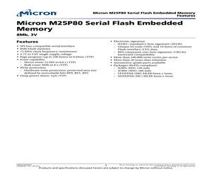 M25P80-VMW6G.pdf