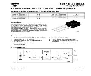 TSOP4838SS1BS12Z.pdf
