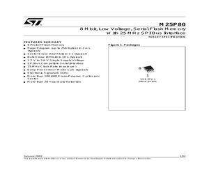 M25P80-VMW6T.pdf